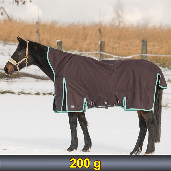Winterdecke High-Neck Free moving - 200 g 1800 D