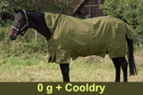High Neck Free moving XL Cooldry Regendecke