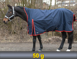 Übergangsdecke Raincape - 50 g High-Neck 1800 D